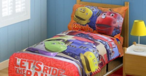 Multi Chuggington Bed Set Toddler 40 Target Adek