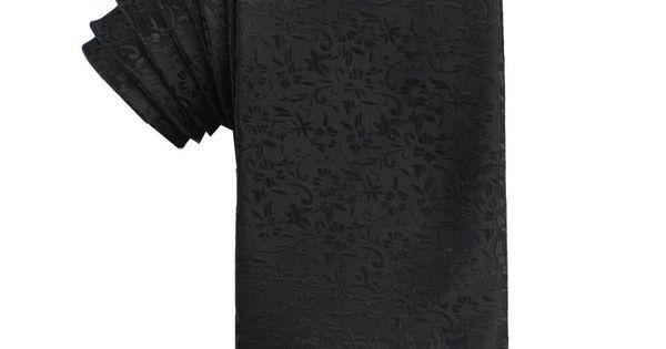 Black Pattern Tie | Necktie | $35 | Australia | OTAA