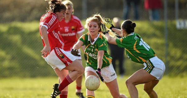 Cork Ladieshold Out For Narrow Win Over Kerry With Images Lady Cork Narrow