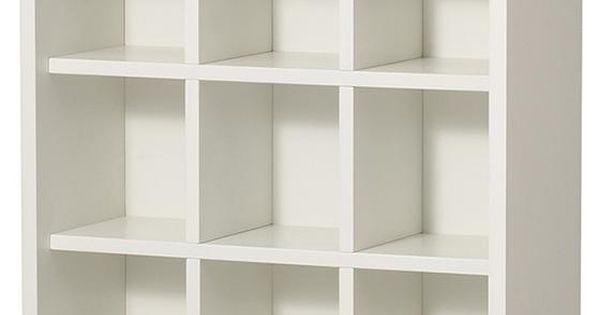 wall mounted open storage basement studio remodel