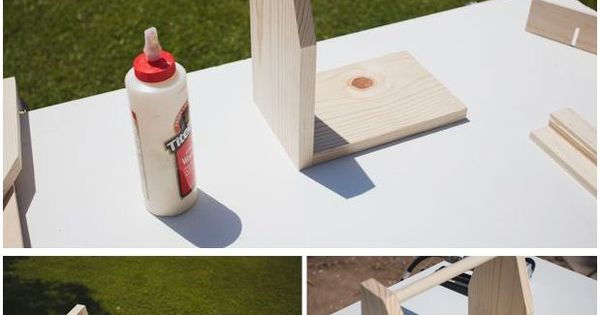 How to craft your own wood beer caddy beer caddy for How to craft your own beer