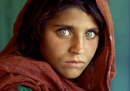 """Afghan Girl"" Photo Photograph by Steve McCurry. When he wandered into an"