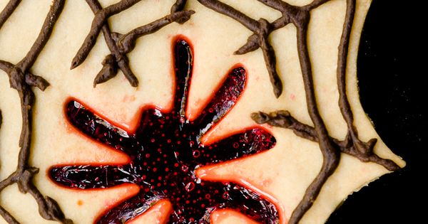 Stained glass cookies, Stained glass and Spider on Pinterest