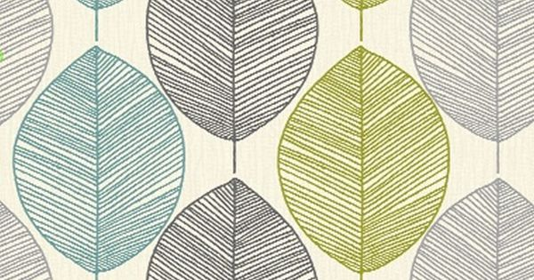 Opera heavyweight wallpaper retro leaf teal green 408207 geometric coloured wallpaper from - Teal wallpaper wilkinsons ...