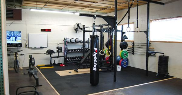 Rogue equipped garage gyms photo gallery workout
