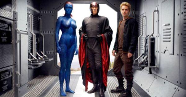 X Men First Class Magneto And Mystique Mystique, Magne...