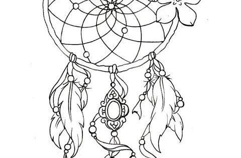 dreamcatcher tattoo template - resultado de imagen para cunas con atrapa sue os para
