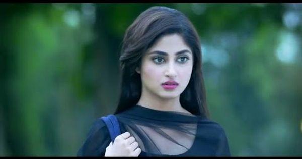 Mere Rashke Qamar New Lover Version Youtube Sajal Ali Beautiful Songs Pakistani Songs