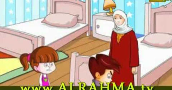 11 أدب الحوار مع الآخرين الكرتون الإسلامي أنا مسلم Family Guy Character Fictional Characters