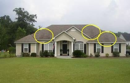 Bleach Does Not Kill Mold Mold On House Roof House Roof Molding Bleach