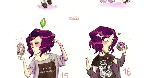 1 MONTH OUTFIT by Alessandra MAiS2 Criseo, via Behance