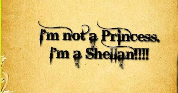 I'm Not A A Princess, I Want To Be It Should Say! All The
