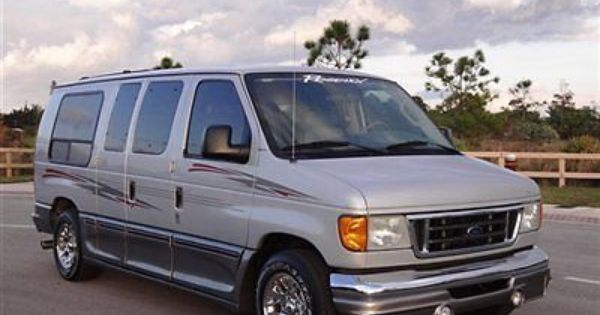 Ford Dually Van Conversion 05 Ford E150 Regency Conversion Van