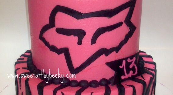 Fox Racing - Pink Zebra 21st birthday??