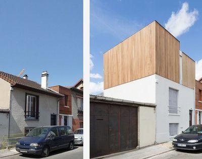 A montreuil sur l vation d 39 une maison de famille le for Remplacer une fenetre de toit