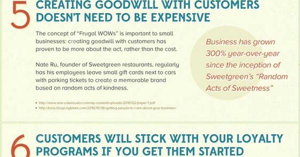 10 things customers love