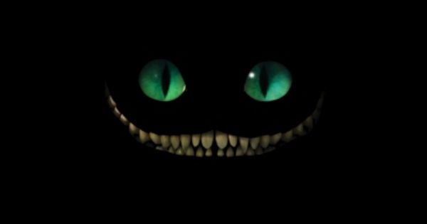 Cheshire Cat Grin Picture