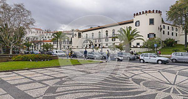 Street In Funchal Funchal Street Photo