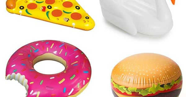 Food Pool Floats Summer Donuts And Read More