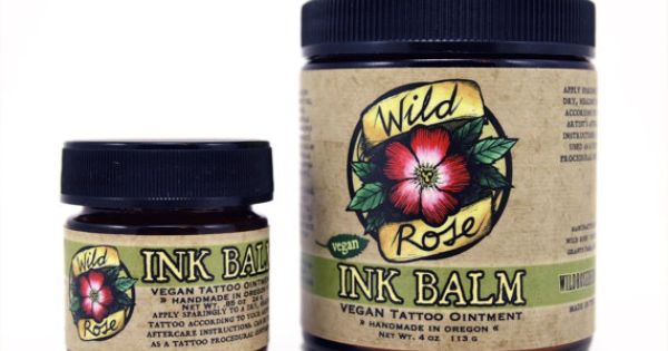 Vegan tattoo aftercare ink balm natural tattoo ointment for Vegan tattoo shops near me