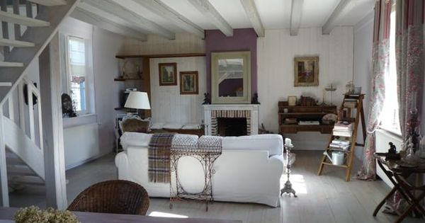D co maison normande id es pour la maison pinterest for Decoration maison normande