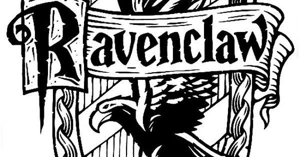 Harry Potter Hogwarts Ravenclaw Crest Diy Harry Potter