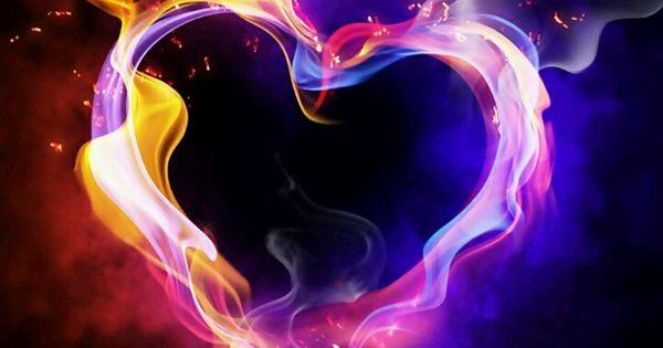 Colorful Smoke Heart | Art Inspiration | Pinterest ...