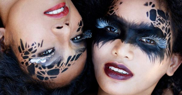 Halloween Makeup Designs | Amazing Halloween Eye Makeup Ideas | Makeup Pedia
