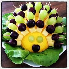 Do You Know Cheese Hedgehogs Party Snacks 80s Party