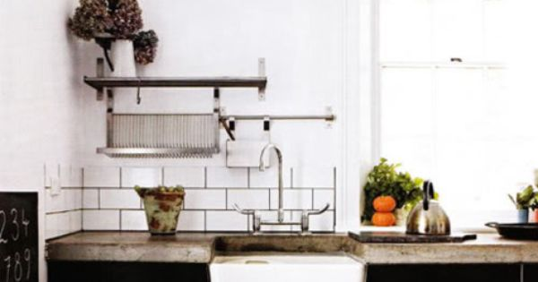 farmhouse sinks and subway tile = nothing better.. kitchen
