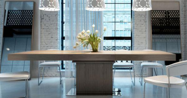 Modloft Modern Furniture Official Store: MD520 Astor Dining Table