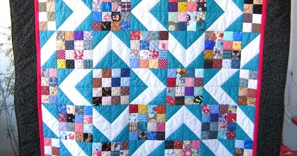 The Pattern Is From The Spring 2013 Quilting Quickly Book