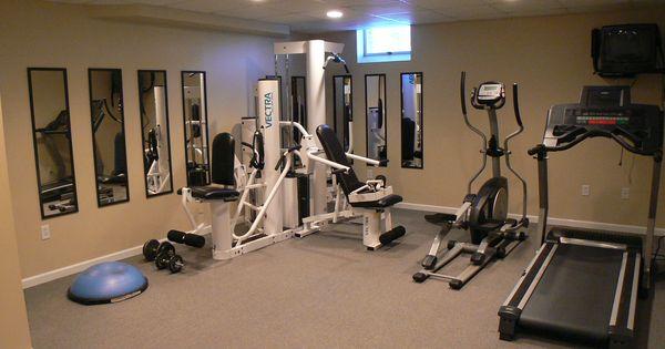 basement home gym …   Pinteres…