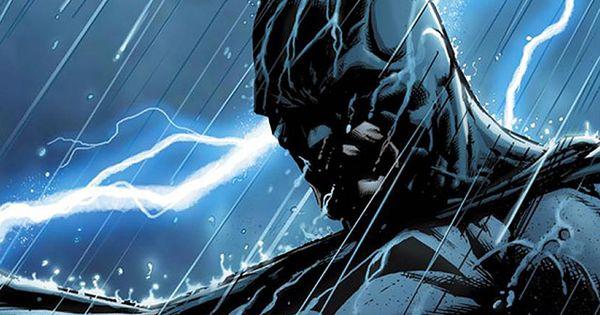 Minimalist Parallax Hd Iphone Ipad Wallpaper: Detective-comics-batman-rain - Parallax HD
