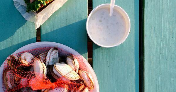 ... -Only Martha's Vineyard   Vineyard, Lobster Rolls and Clam Chowder