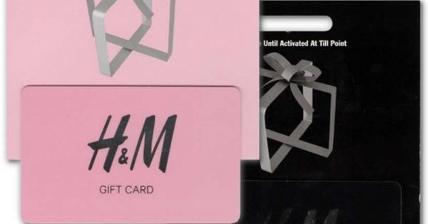 H&M Gift Card | Gift Card | Pinterest | Shops, Nice and Be nice