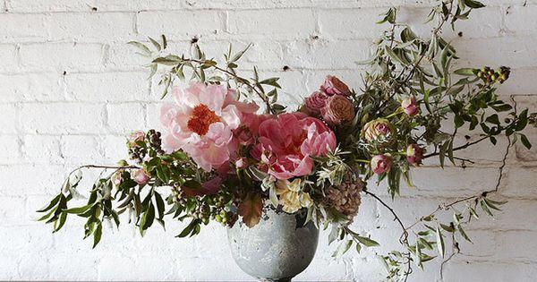 Feb issue of martha stewart photos by jen causey for Martha stewart floral arrangements
