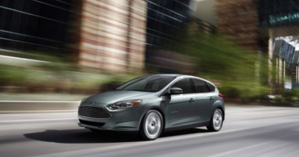 Ford To Use Build To Order Sales Model For The 2012 Focus Electric Voiture Electrique Voiture Hybride Ford Focus