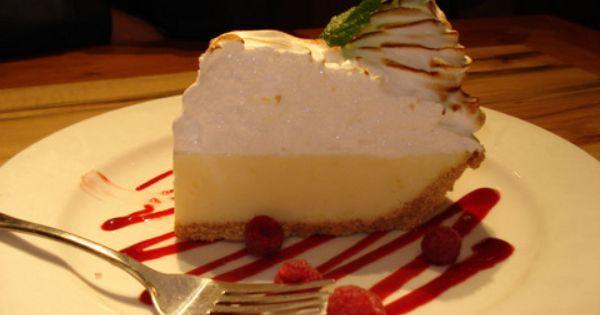Frozen Lemon Meringue Real Baking Baking Desserts