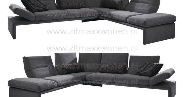 Zitmaxx Wonen Banken Hoekbank 2 H 1 Koinor Raoul Bankstellen Pinterest