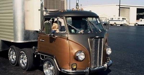 Volkswagen Semi Truck Tractor Trailer V Dubs