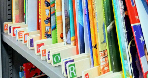 There are so many different ways to organize a classroom library but