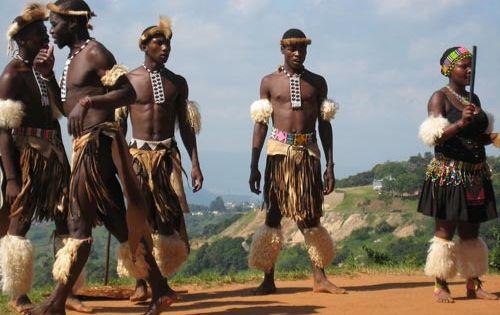About Zulu Tribe Customs Colors Fashion Sense