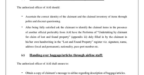 sample complaint letter airline lost luggage claim delayed example - complaint letter sample