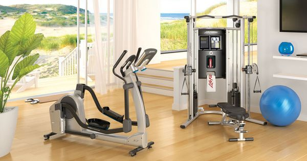 Home gym design layout cool ideas