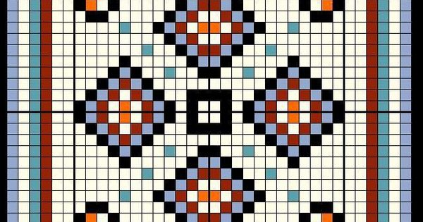 picture about Free Printable Native American Beading Patterns identified as 100+ Printable Indigenous American Beadwork Plans yasminroohi