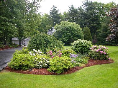arte y jardinera diseo de jardines plantas perennes en el diseo de jardines