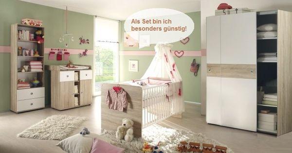 babyzimmer g nstig und komplett als set angebote. Black Bedroom Furniture Sets. Home Design Ideas
