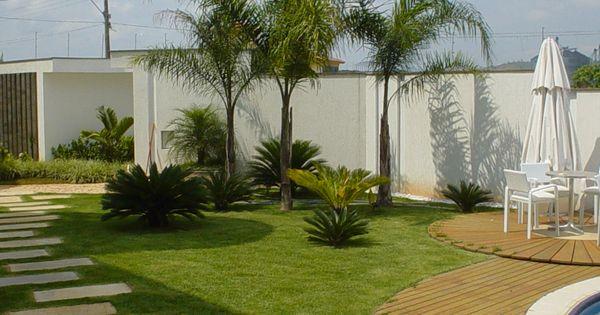 Projetos de paisagismo e jardinagem em espa os pequenos for Paisagismo e jardinagem