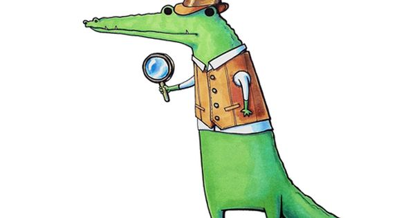 What do you call an alligator in a vest? - An Investigator.